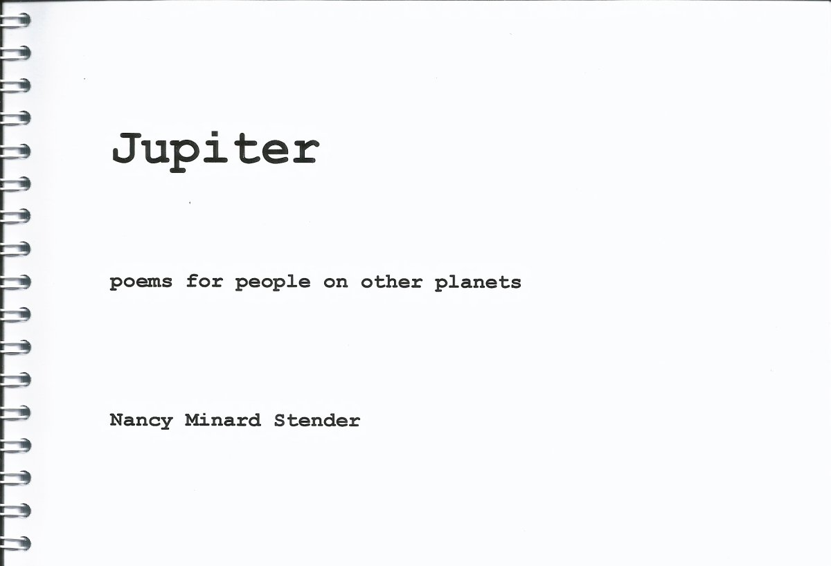 Jupiter - poems for people on other planets